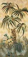 "Victorian Tropics II by Patricia Lynch - 19"" x 35"""