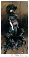 The Marchesa Casati Fine Art Print