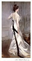 The Black Sash Fine Art Print