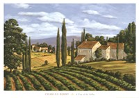 A View of the Valley Fine Art Print