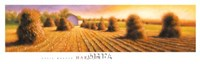 "Harvest by David Wander - 59"" x 19"""