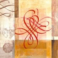 Arabesque VIII Fine Art Print