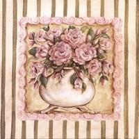 """Pink Ladies II by Kate McRostie - 12"""" x 12"""""""