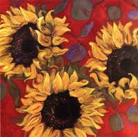 Sunflower I Fine Art Print