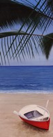"Escape To Paradise I by Diane Romanello - 8"" x 20"""