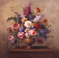 Heirloom Bouquet II Fine Art Print