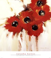 Crimson Poppies I Fine Art Print