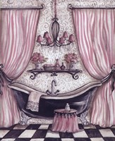"""Fanciful Bathroom I by Kate McRostie - 8"""" x 10"""" - $10.49"""