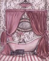 "Fanciful Bathroom II by Kate McRostie - 8"" x 10"" - $10.49"