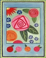 Mod Flower 3 Fine Art Print