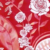 Summer Blossoms 1 Framed Print