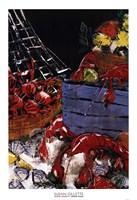 Ocean Harvest I Fine Art Print