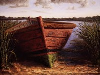Nantucket Red Fine Art Print