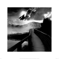 "In the Mist by Monte Nagler - 16"" x 16"""