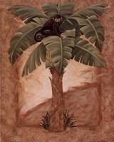 """Monkey Palm I by Diana Martin - 8"""" x 10"""""""