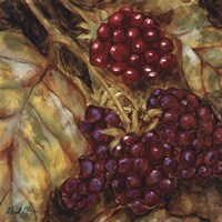 Ripening Berries Fine Art Print
