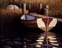"""The River Boat by Karl Soderlund - 28"""" x 22"""""""