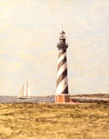 View from the Lighthouse II Fine Art Print