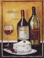 Wine Notes III Fine Art Print