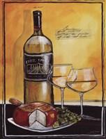 Wine Notes IV Fine Art Print