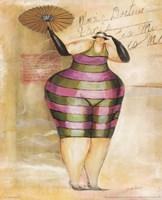 Baigneur de Soleil III Fine Art Print