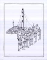 Golden Gate Fine Art Print
