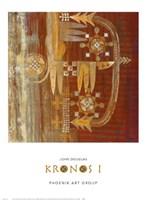Kronos I Fine Art Print