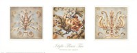 Idylle Fleuri Two Fine Art Print
