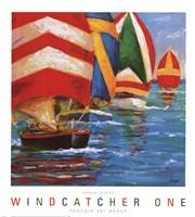 "Windcatcher One by Karen Dupre - 27"" x 30"""