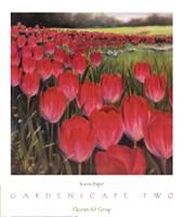 Gardenscape Two Fine Art Print