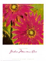 Gerbera Maximus One Fine Art Print