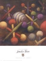 Jacks Two Fine Art Print