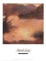 Marsh Song Fine Art Print