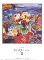 Patio Overlook 2 Fine Art Print