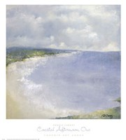 Coastal Afternoon One Framed Print