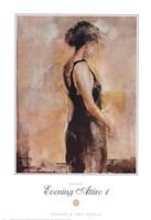 Evening Attire 1 Fine Art Print