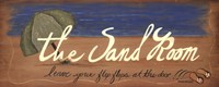 The Sand Room Fine Art Print