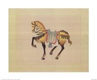 Dynastic Horses II Fine Art Print