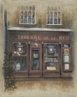 "Taverne De La Mer (Sm) by Ruth Bush - 8"" x 10"", FulcrumGallery.com brand"