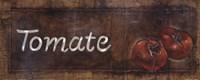 Tomate Fine Art Print