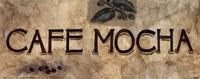 Cafe Mocha Fine Art Print