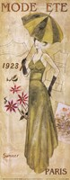 La Mode 1923 Fine Art Print