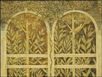 Garden Arches Fine Art Print