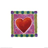 Heart Collection III Fine Art Print