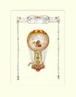 Balloon II Framed Print