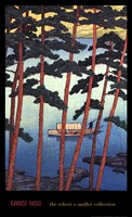 Winter at Arashiyama Fine Art Print