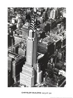 Chrysler Building, New York, 1935 Fine Art Print