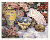 Oriental Splendor Fine Art Print