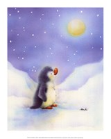 Little Penguin Fine Art Print