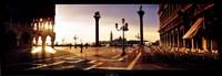Piazza San Marco, Venice, Italy Fine Art Print